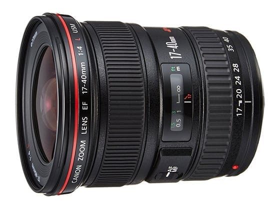Canon 17-40mm f:4L