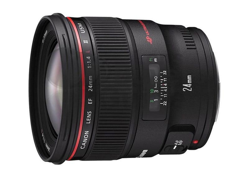 Canon 24mm f:1.4 L II