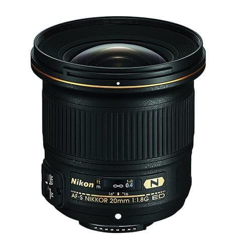 wide angle lens for Nikon