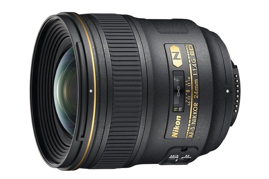 Nikon 24mm f:1.4G