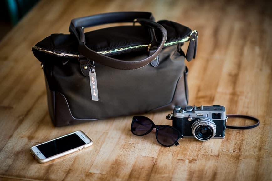 camera purse bag