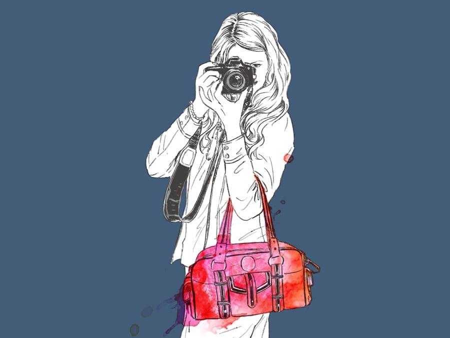 Shotkit womens camera bags