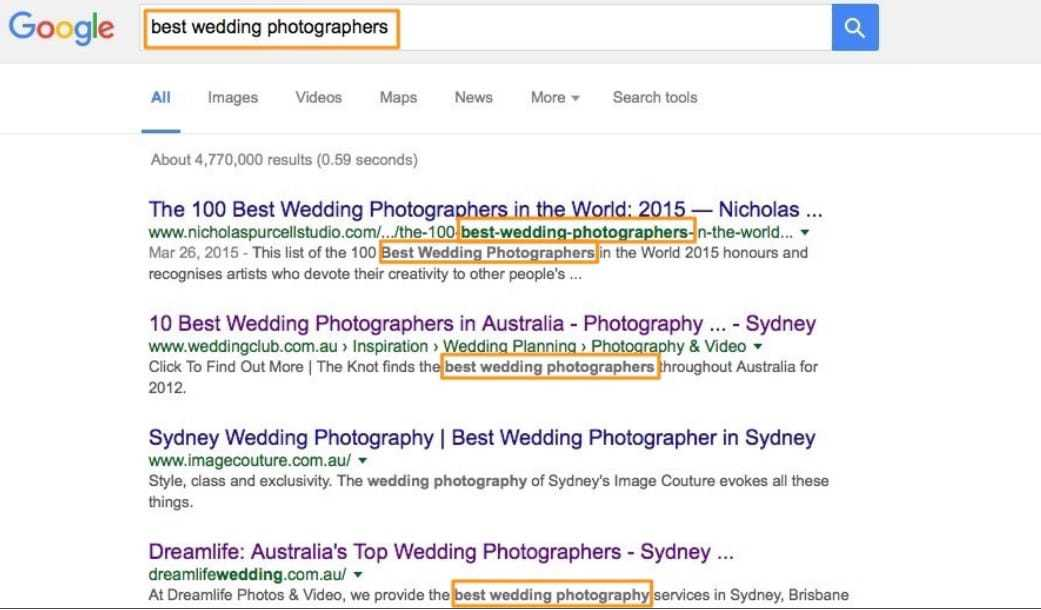 marketing for photographers