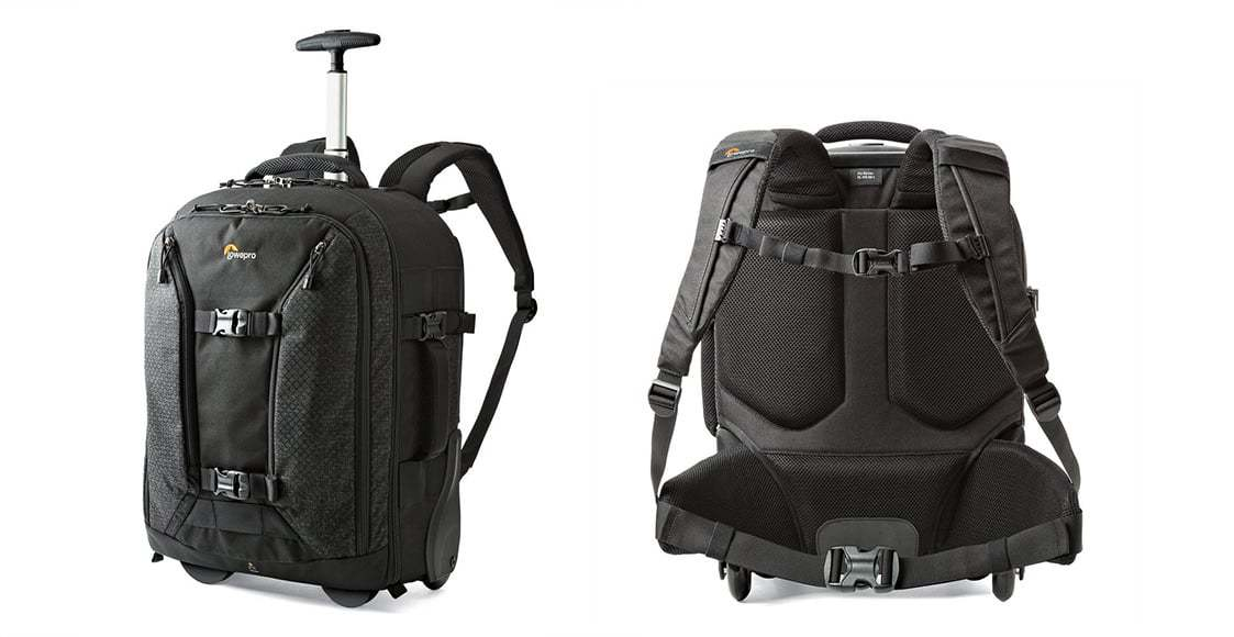 best rolling camera backpack