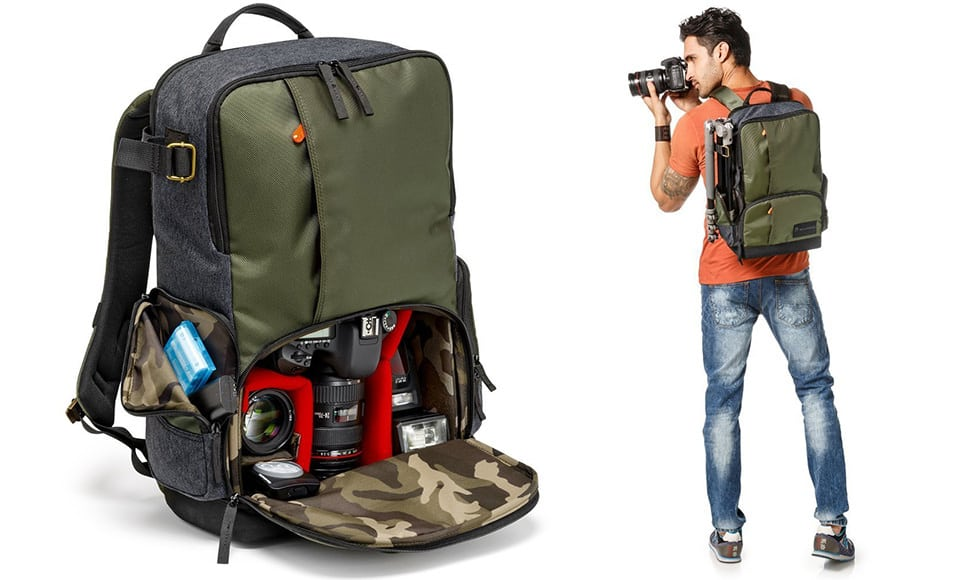 manfrotto urban camera backpack