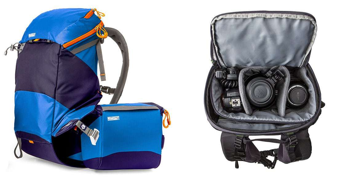 hiking camera backpack