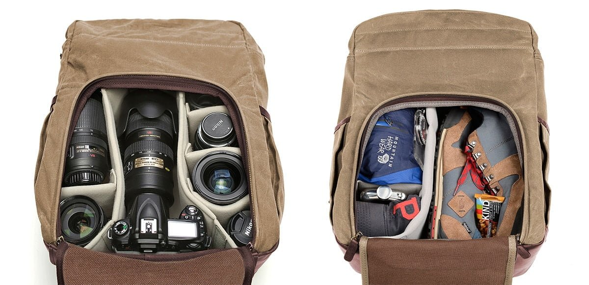cool camera backpacks