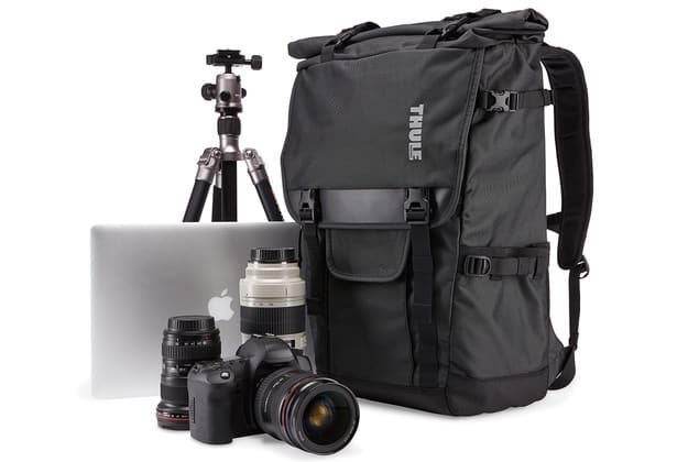 Thule covert camera backpack