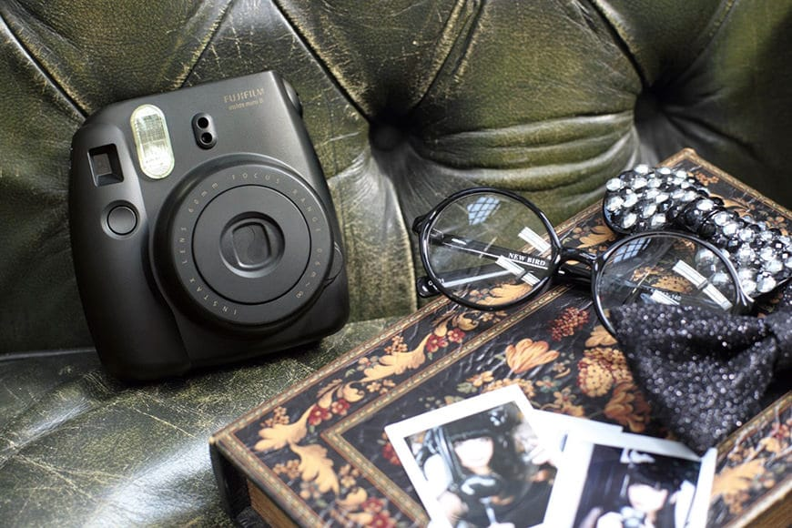 Fuji instant film camera reviews