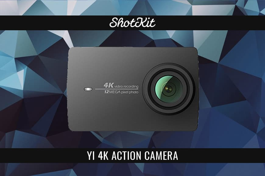 BEST ACTION CAMERA FOR UNDER 200 DOLLARS - YI 4K