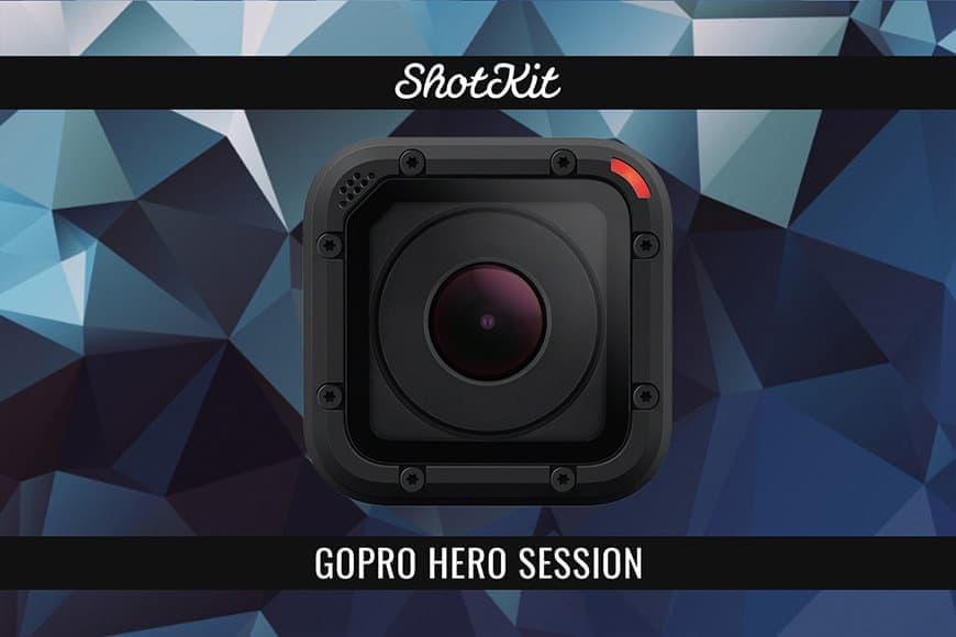 BEST ACTION CAMERA UNDER 200 - GORPRO HERO SESSION