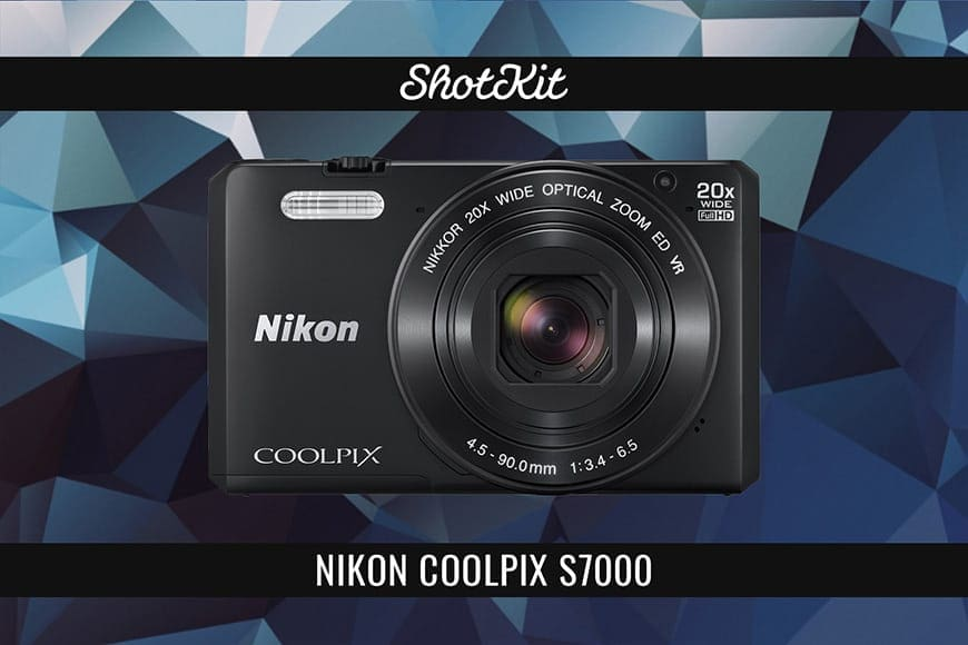 BEST CAMERAS UNDER 200 - NIKON COOLPIX S7000