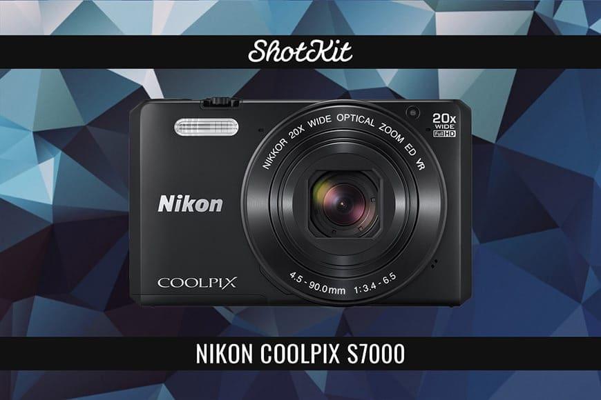 BEST CAMERAS UNDER 200 - NIKON COOLPIX S7000