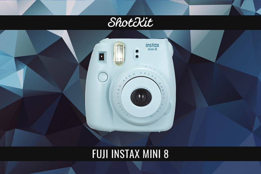 BEST INSTANT FILM CAMERA UNDER $200 - FUJI INSTAX MINI 90