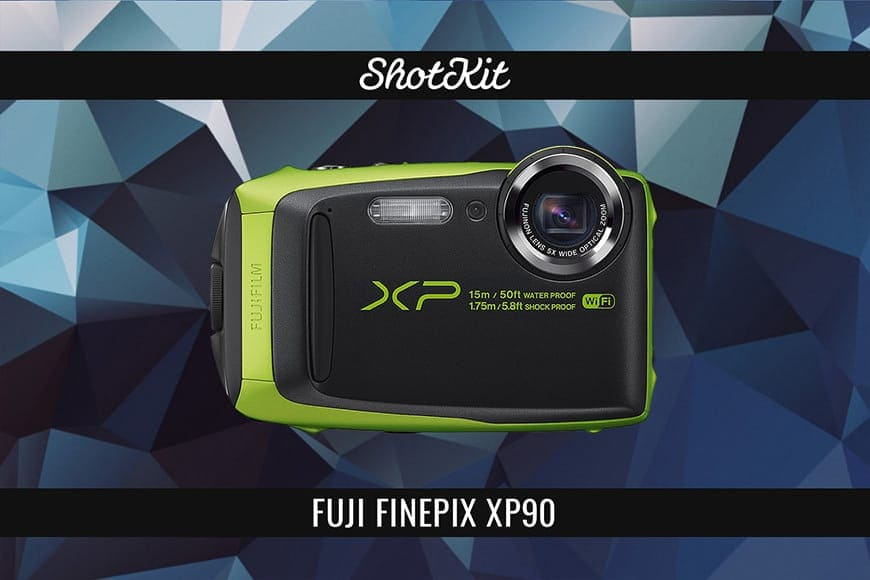 BEST UNDERWATER CAMERA UNDER $200 - FINEPIX XP90
