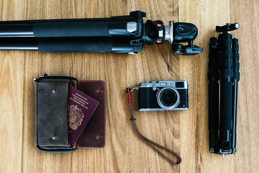 Best Travel Tripods on Shotkit