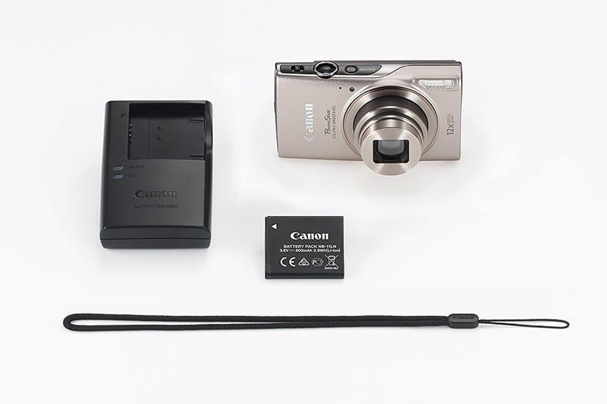 Best cameras under 200 - Canon Powershot 360