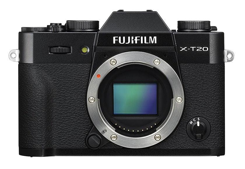 fuji-x-t20 mirrorless camera review
