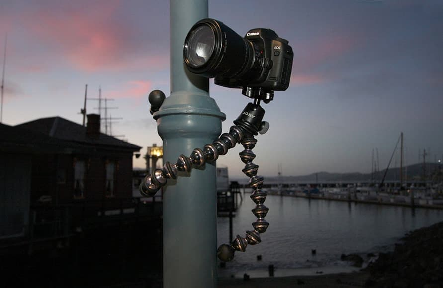 Joby GorillaPod Focus with ballhead