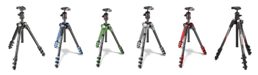 Manfrotto BeFree travel tripod review