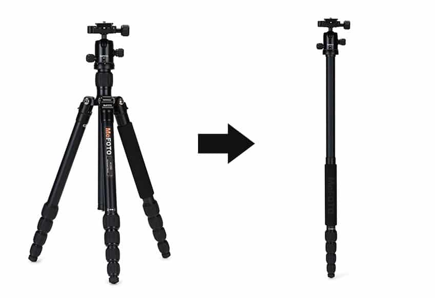 MeFOTO Aluminum Roadtrip travel tripod review