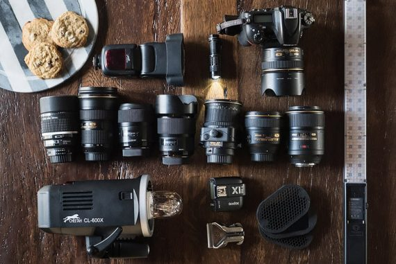 Hoffer photography gear
