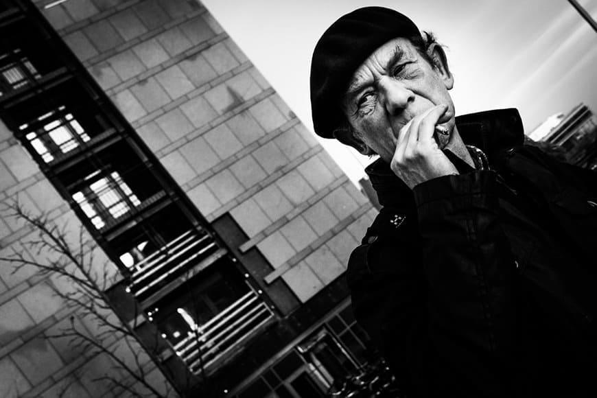 Street photography with Fujifilm X100F