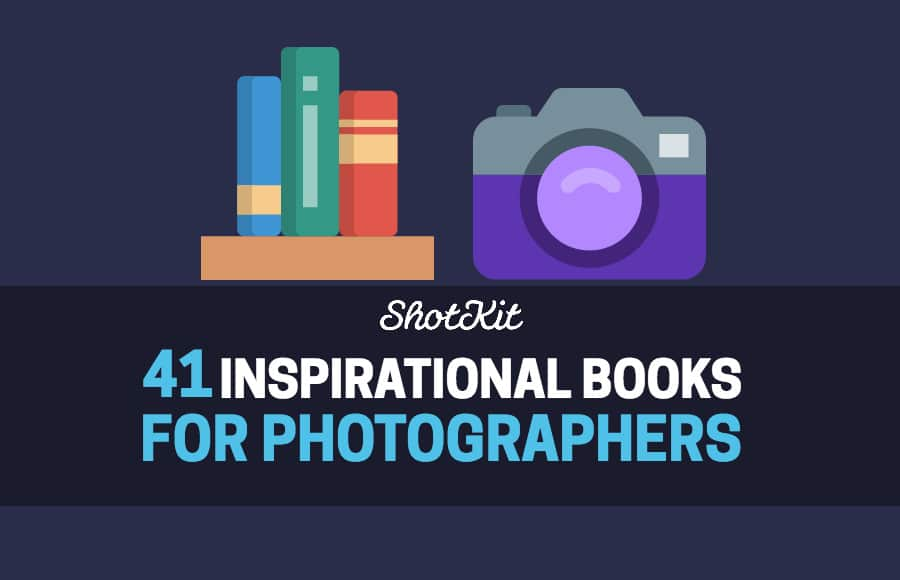 great books for photographers