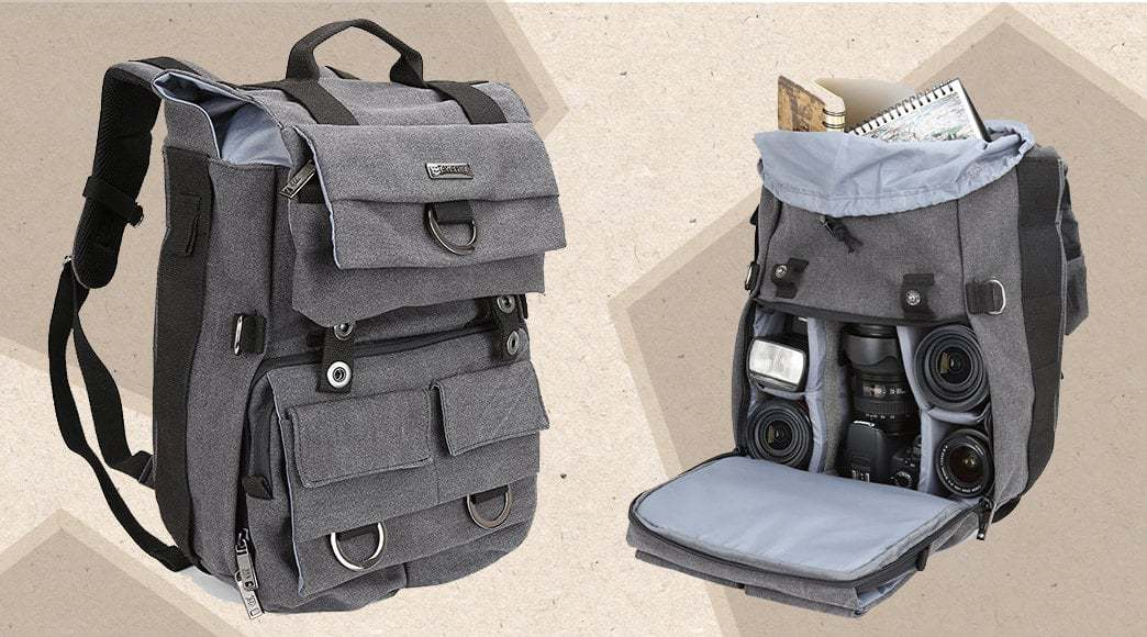 affordable camera backpack