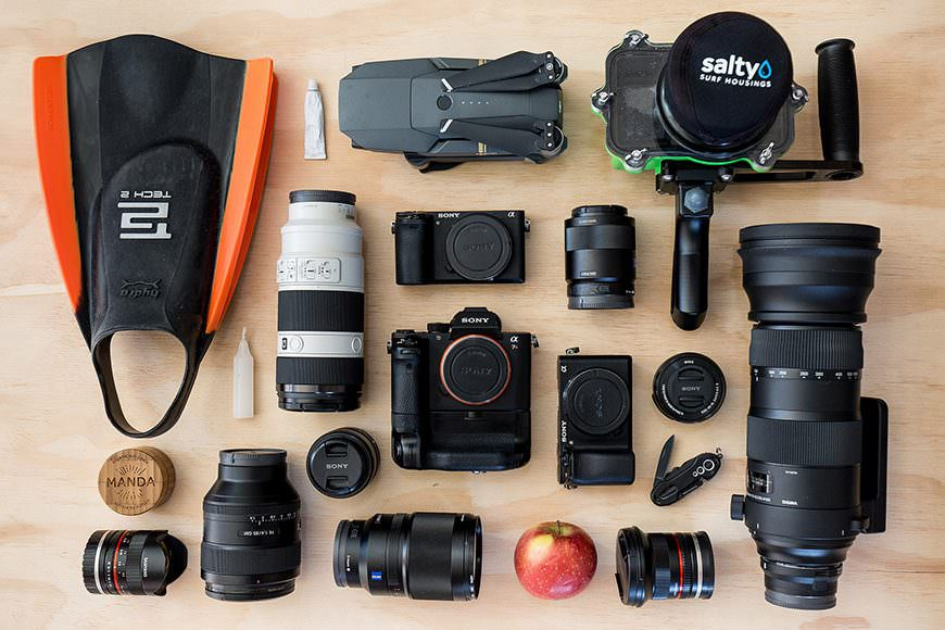 Image result for Underwater macro photographySet up the camera