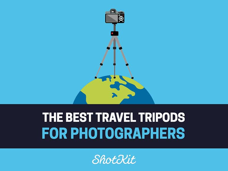 travel tripods for photographers