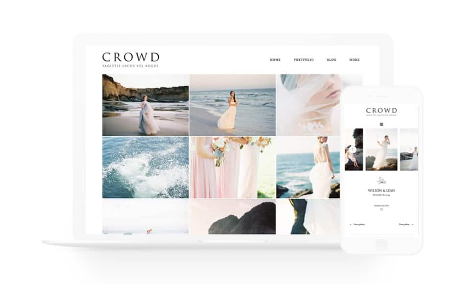 'Crowd' - One of my favourite Flothemes designs