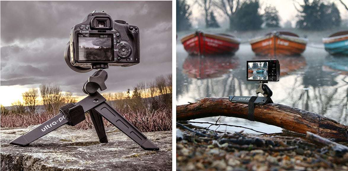 Pedco UltraPod II Tabletop Camera Tripod Review