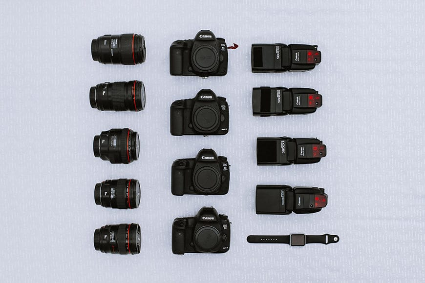 mirrorless vs dslr - a Shotkit camera buyer's guide