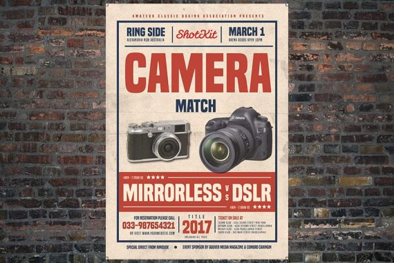 Mirrorless vs dSLR camera buyer's guide by Shotkit