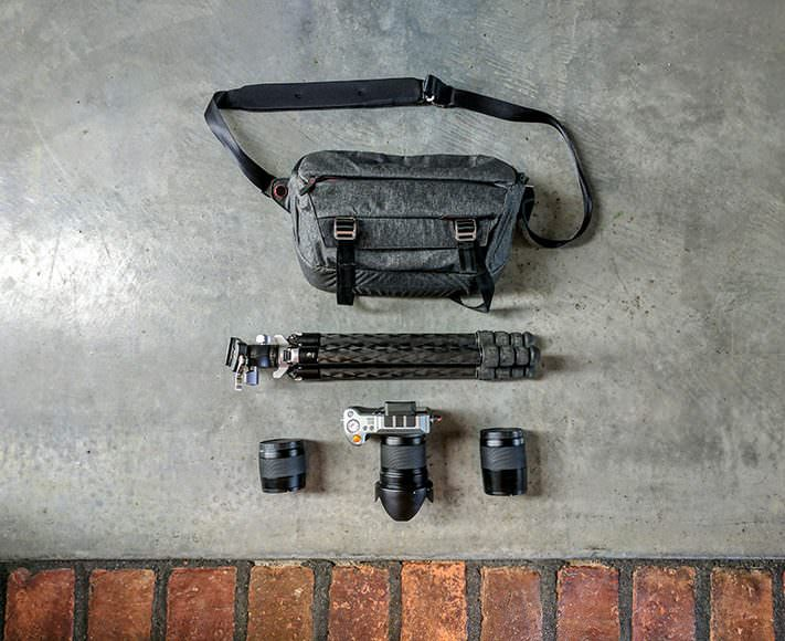 fine art photographer camera gear
