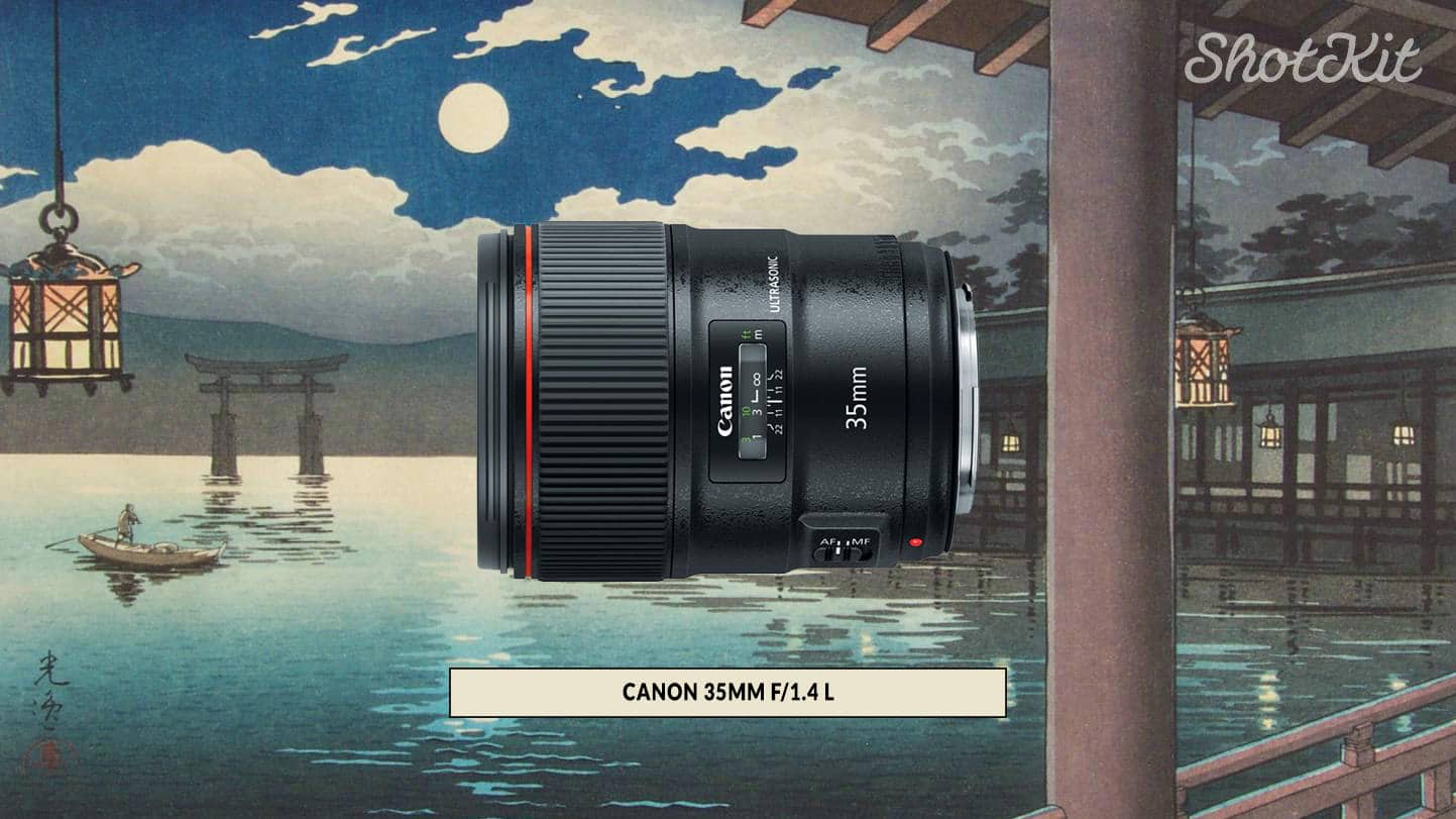Canon 35mm f/1.4L review