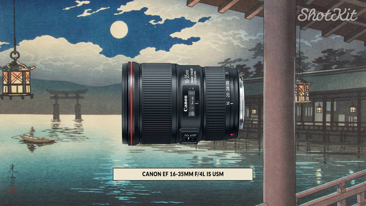 Canon EF 16-35mm f4L IS USM REVIEW