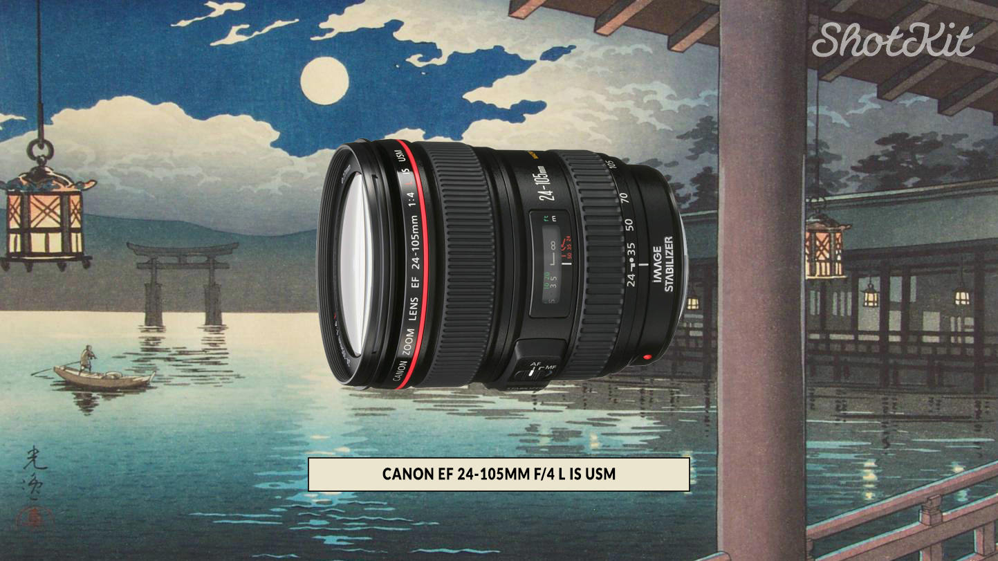 Canon EF 24-105mm f4 L IS USM review