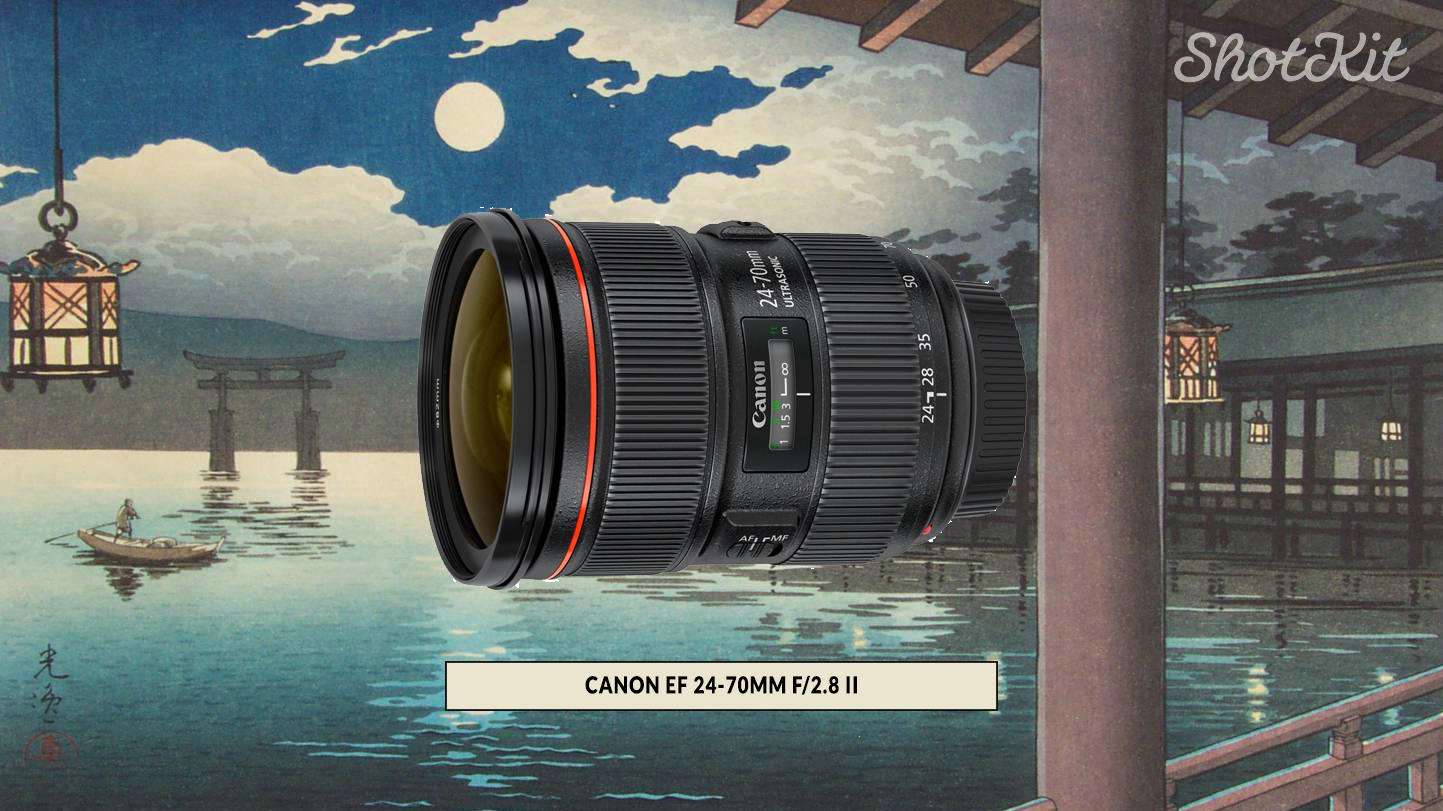 Canon EF 24-70mm f/2.8L II review