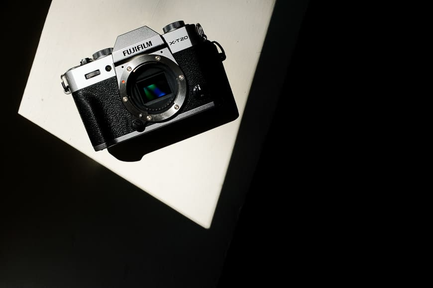 The Fuji XT20 Review