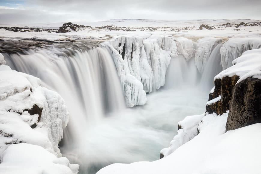 Iceland - winter wonderland!Die Aufnahme ist im Rahmen meines letzten Fotoworkshops Anfang April im Norden Islands entstanden....wer Lust auf Skandinavien im Winter hat: für meine Foto-Workshops auf den Lofoten im Januar 2017 gibt es im Augenblick noch freie Plätze!http://smarturl.it/lofoten17-twilighthttp://smarturl.it/lofoten17-winter-sun