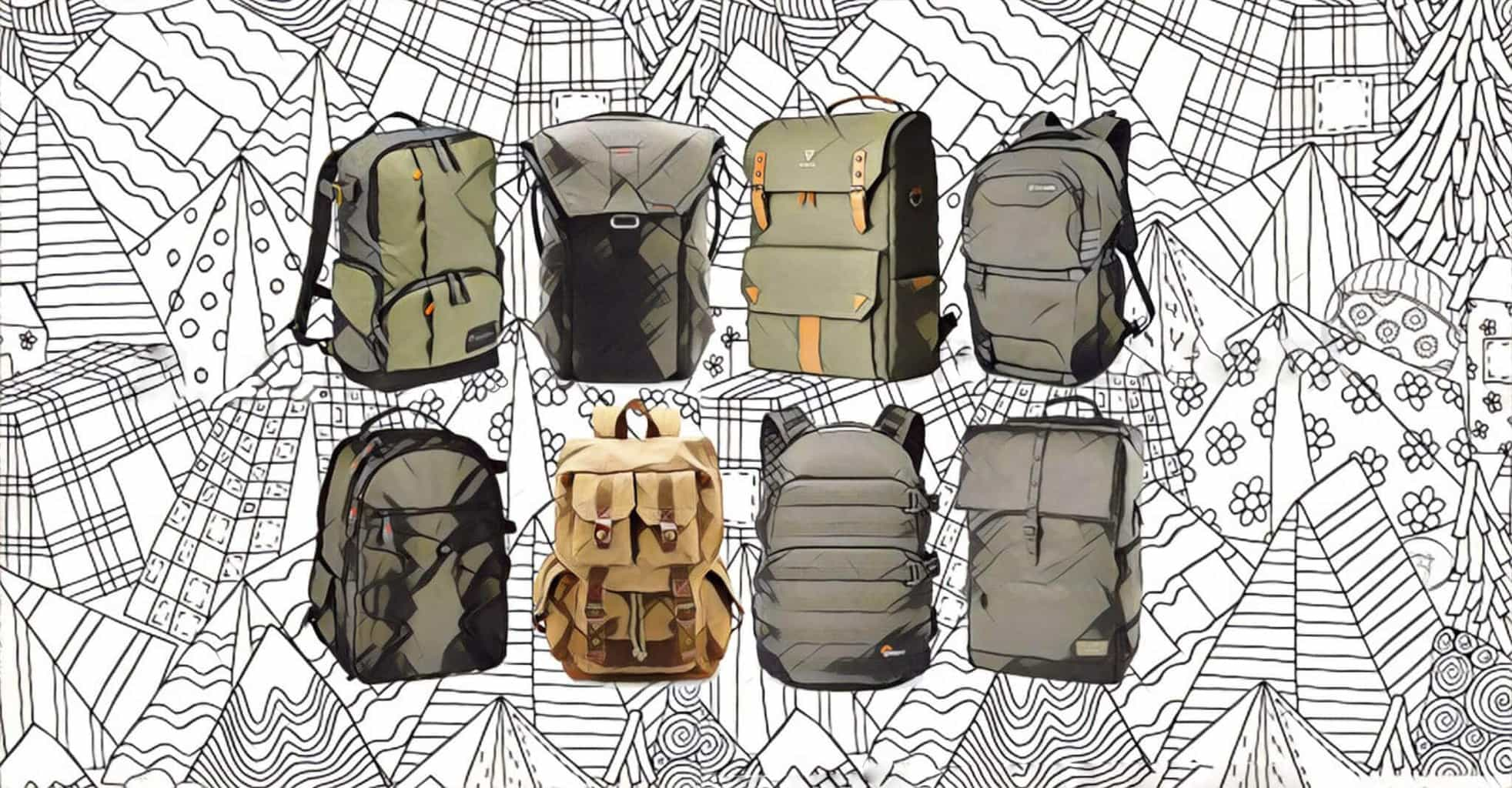 7d75fac7c3 Best Camera Backpacks in 2019 + Lowepro Hiking Camera Bag Options