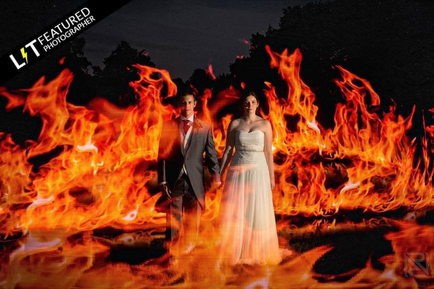 wedding photography lighting techniques ways to wow your clients