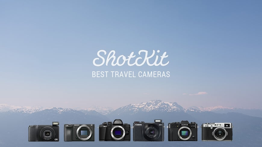 What is the best travel camera of the year?