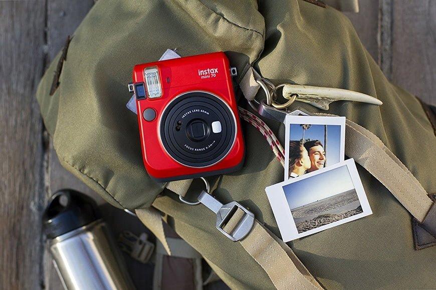 Best Instant Cameras - Fuji Mini 70