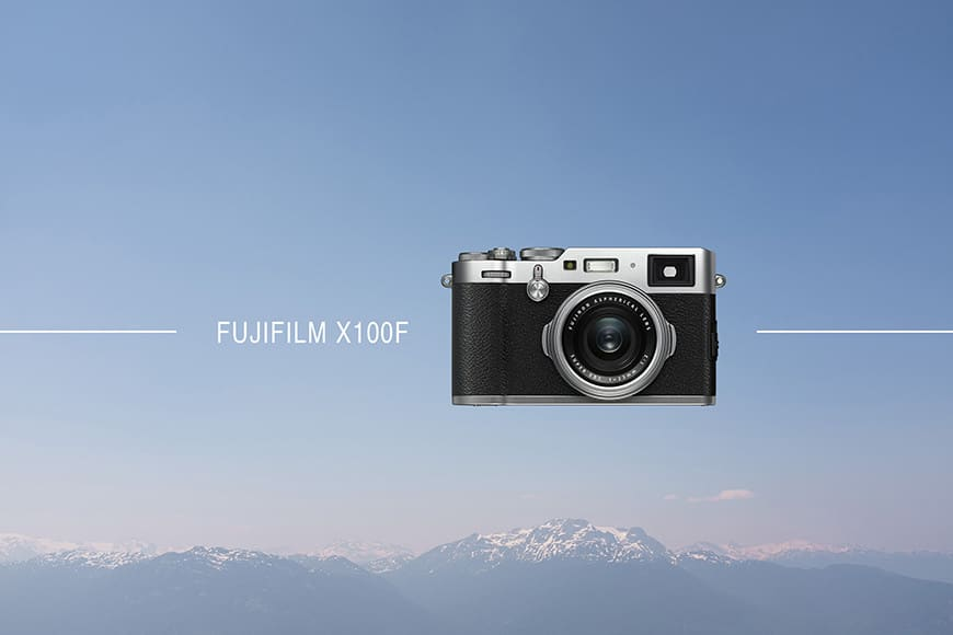 Best Travel Cameras - Fuji X100F