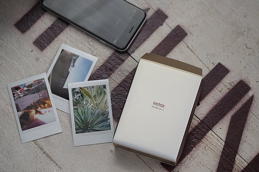 Fuji Instax Share SP2 printer