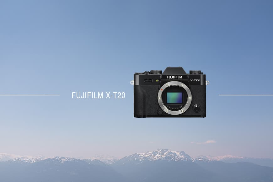 Fuji XT-20 best travel camera