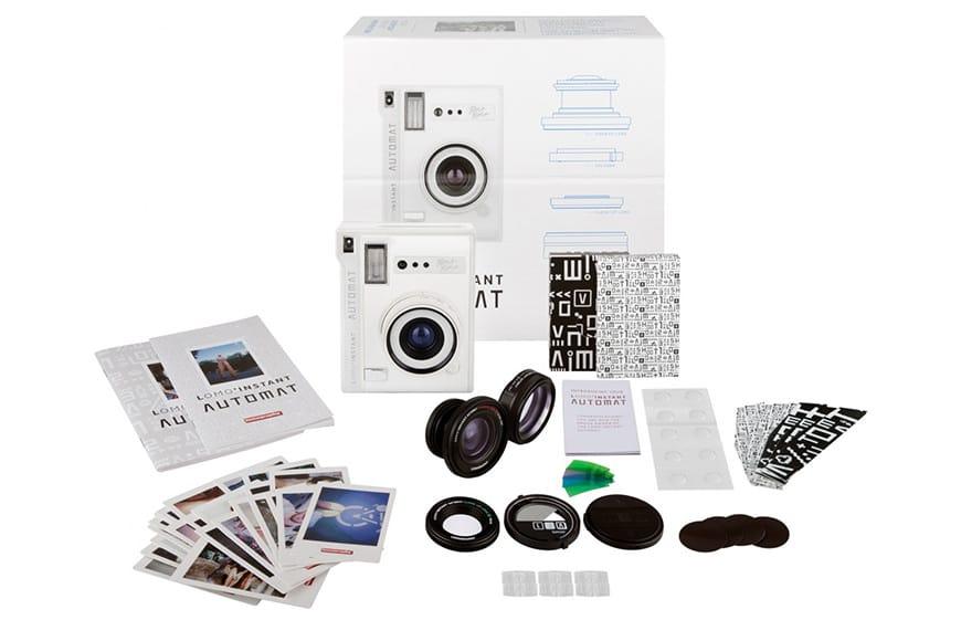 Lomo Automat instant camera kit